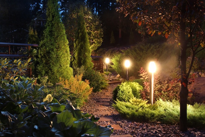 Lighting Your Home's Exterior