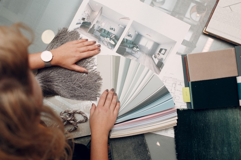 Choosing Colors for Living Room Remodel