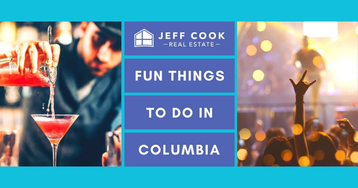 Things to Do in Columbia