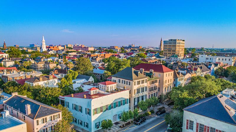Charleston Weather & Climate