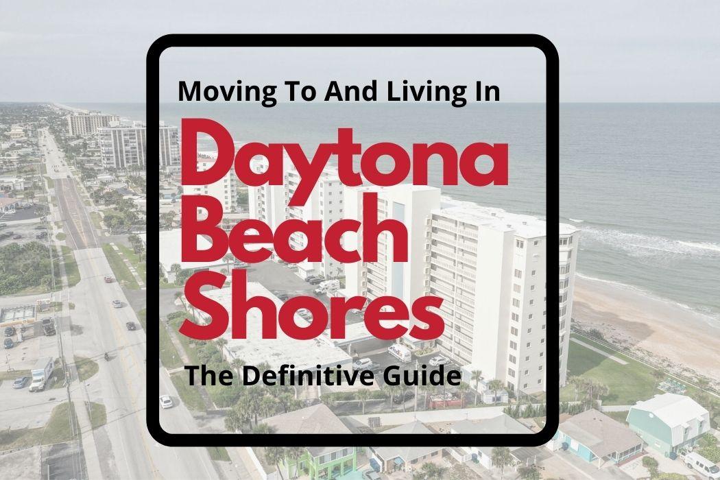 photo of daytona beach shores