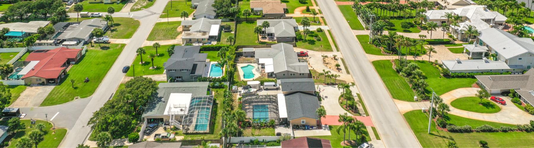 image of a neighborhood