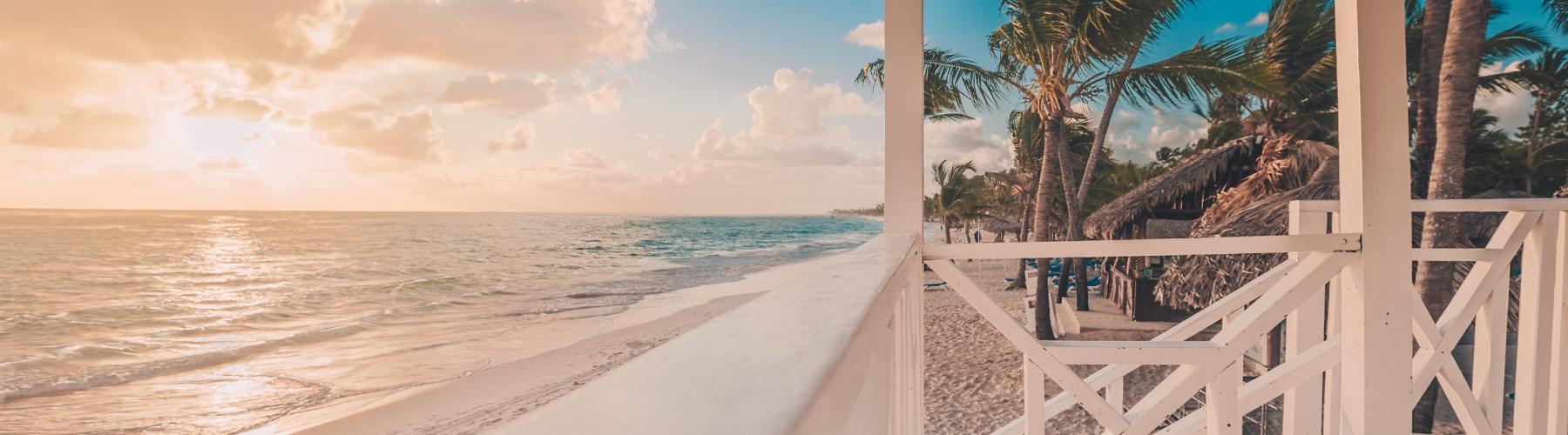 photo of beachfront property
