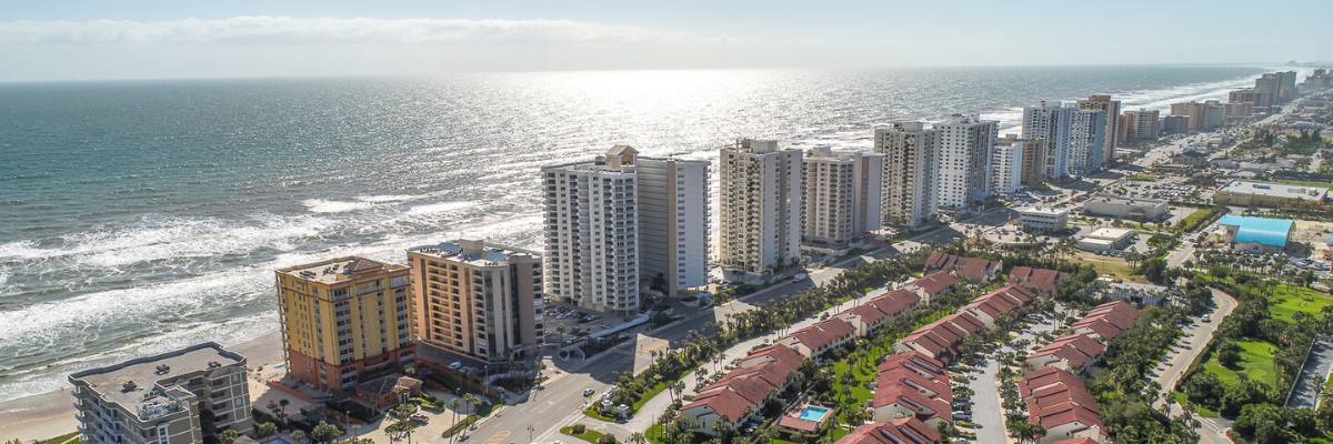 photos of condo buildings in daytona beach fl