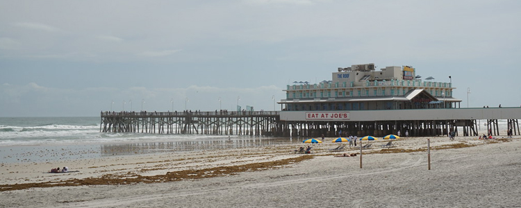 Daytona Pier and Boardwalk
