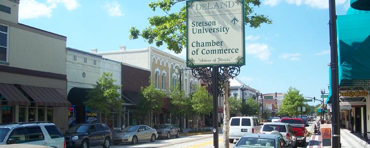 Downtown Deland