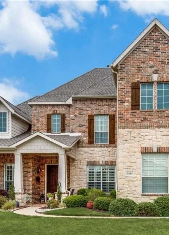 Home for sale in the Alliance Texas area