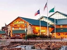 Cabelas calls North Fort Worth Home