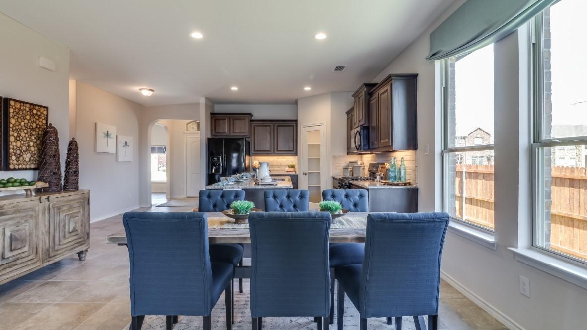 Model Home Fort Worth, Haslet area Northstar addition