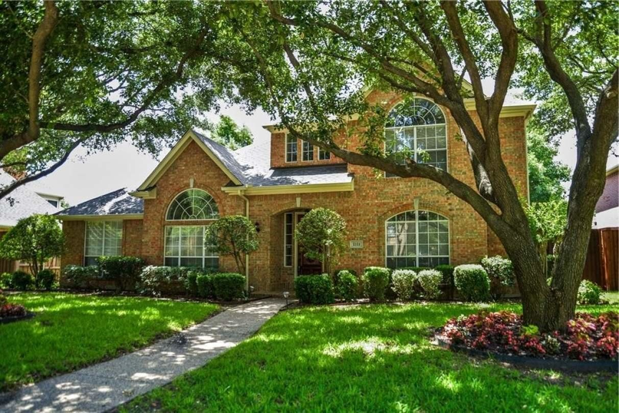 Five bedroom home for sale in Colleyville, TX