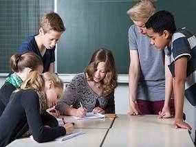 Grapevine-Colleyville ISD School Kids