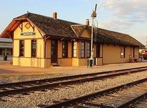 Grapevine's Histroric Railway Station