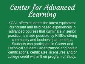 KCAL is KISD's Tech High School