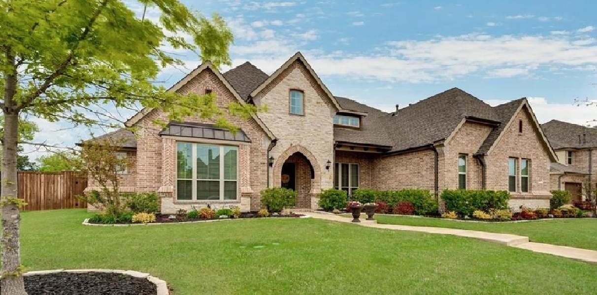 Keller Texas 3 Car Garage Home for Sale