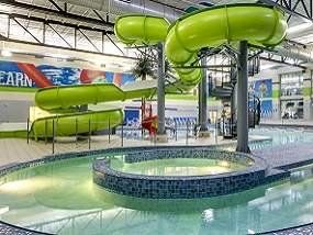 Keller Pointe indoor lazy river