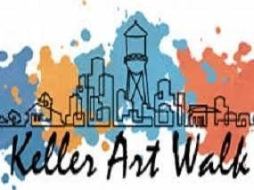 Keller Art Walk