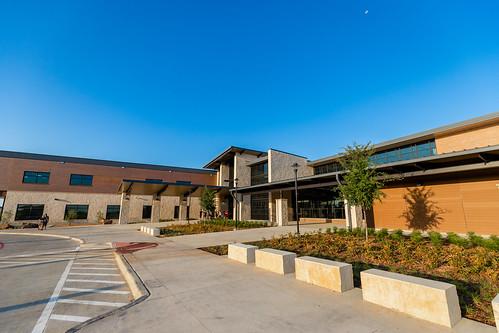 Lance Thompson Elementary School serves Argyle and Northlake Texas