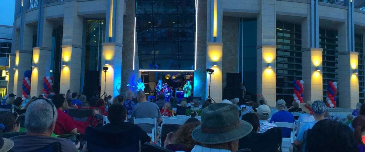 North Richland Hills Spring Concert at City Hall