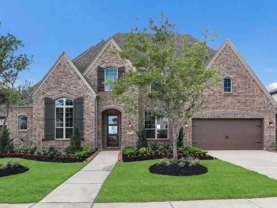 Single Story Ranch Home in Haslet