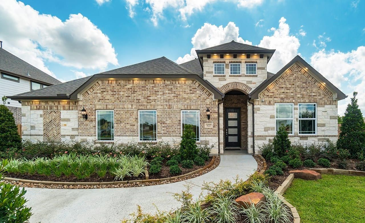 Model Home in Parkwood Trails, Fort Worth opening 2021