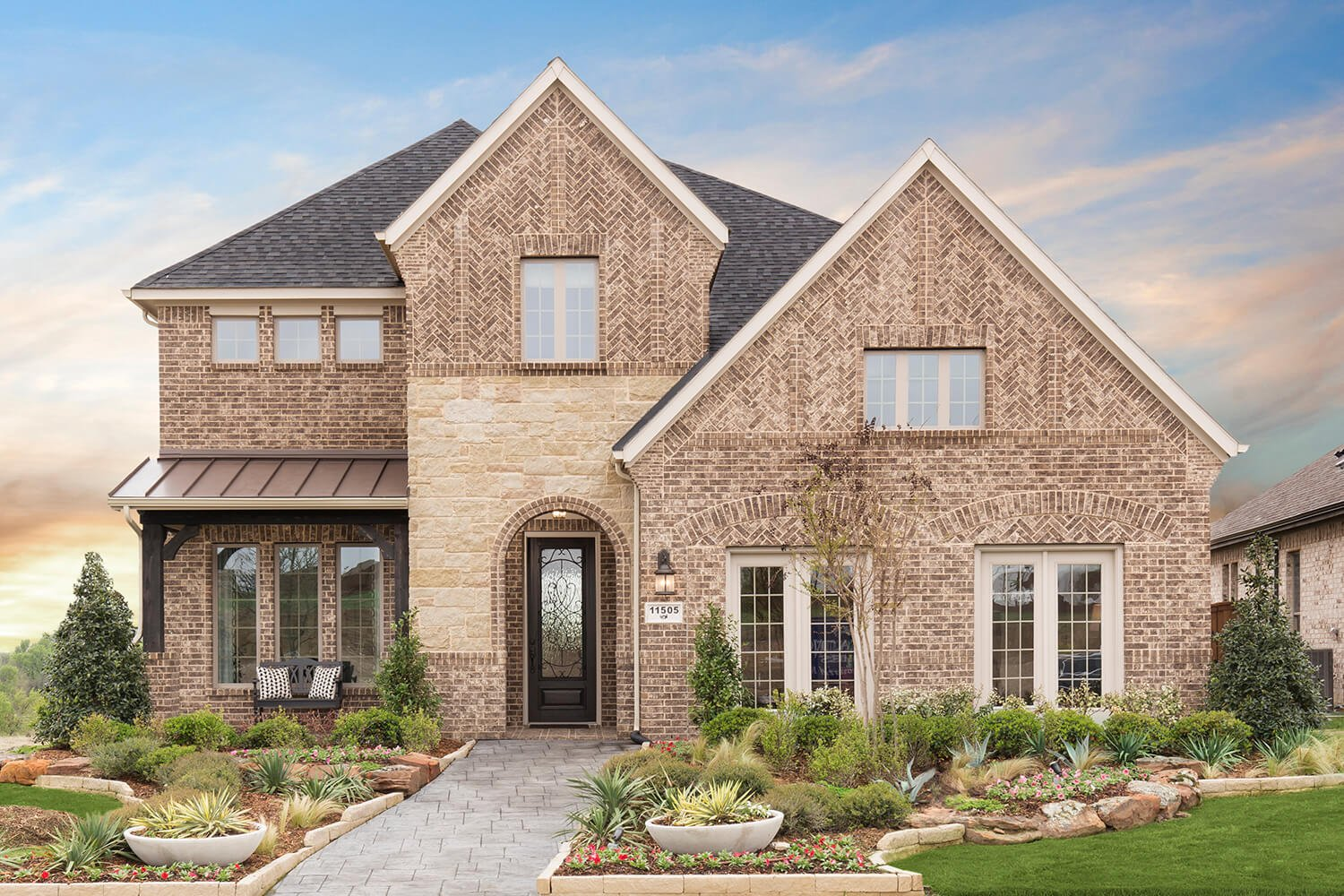 Trailwood Flower Mound Model Home