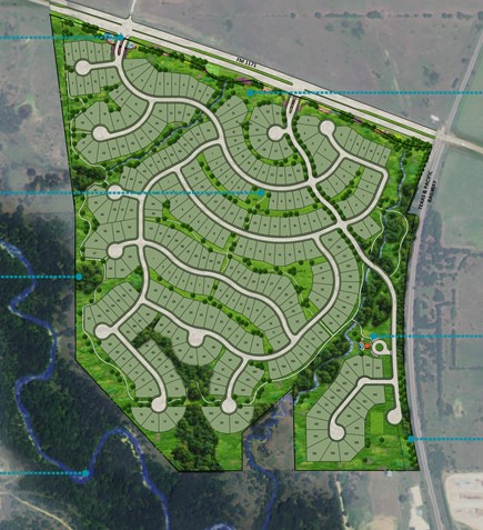 Trailwood Site Plan