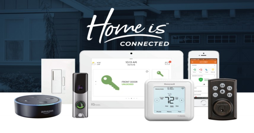 DR Horton Homes in Northstar feature smart technology