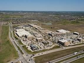 North Fort Worth area new home development