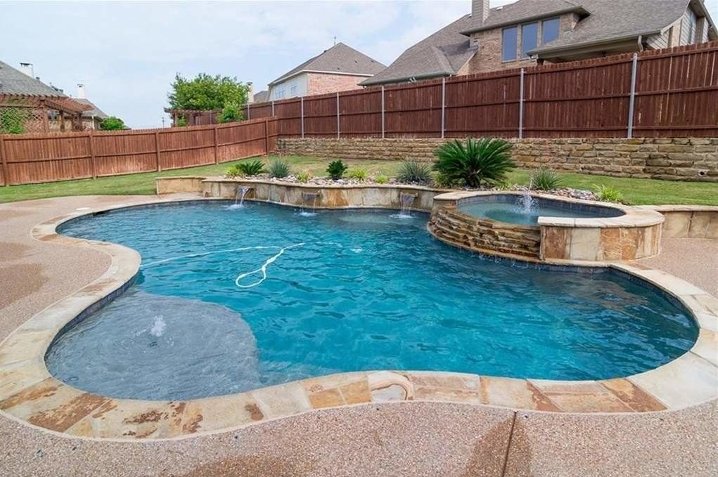 Pool Home in the Birdville School District Boundary
