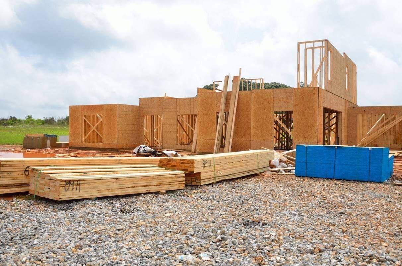 New Construction Home Birdville School District boundary