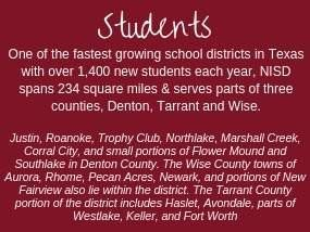 Northwest school district is one of the fastest growing districts TX