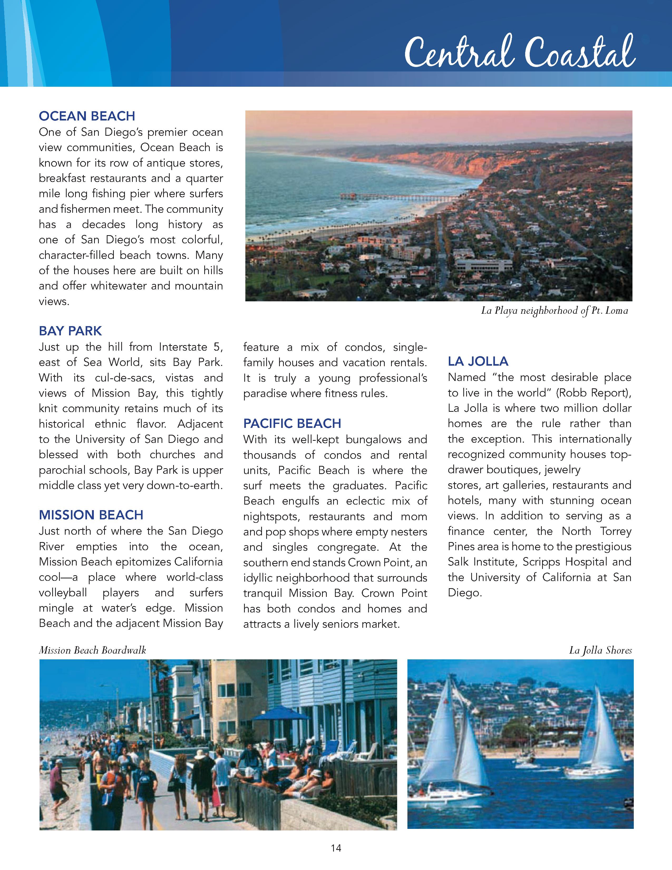 Central Coastal San Diego Page 2