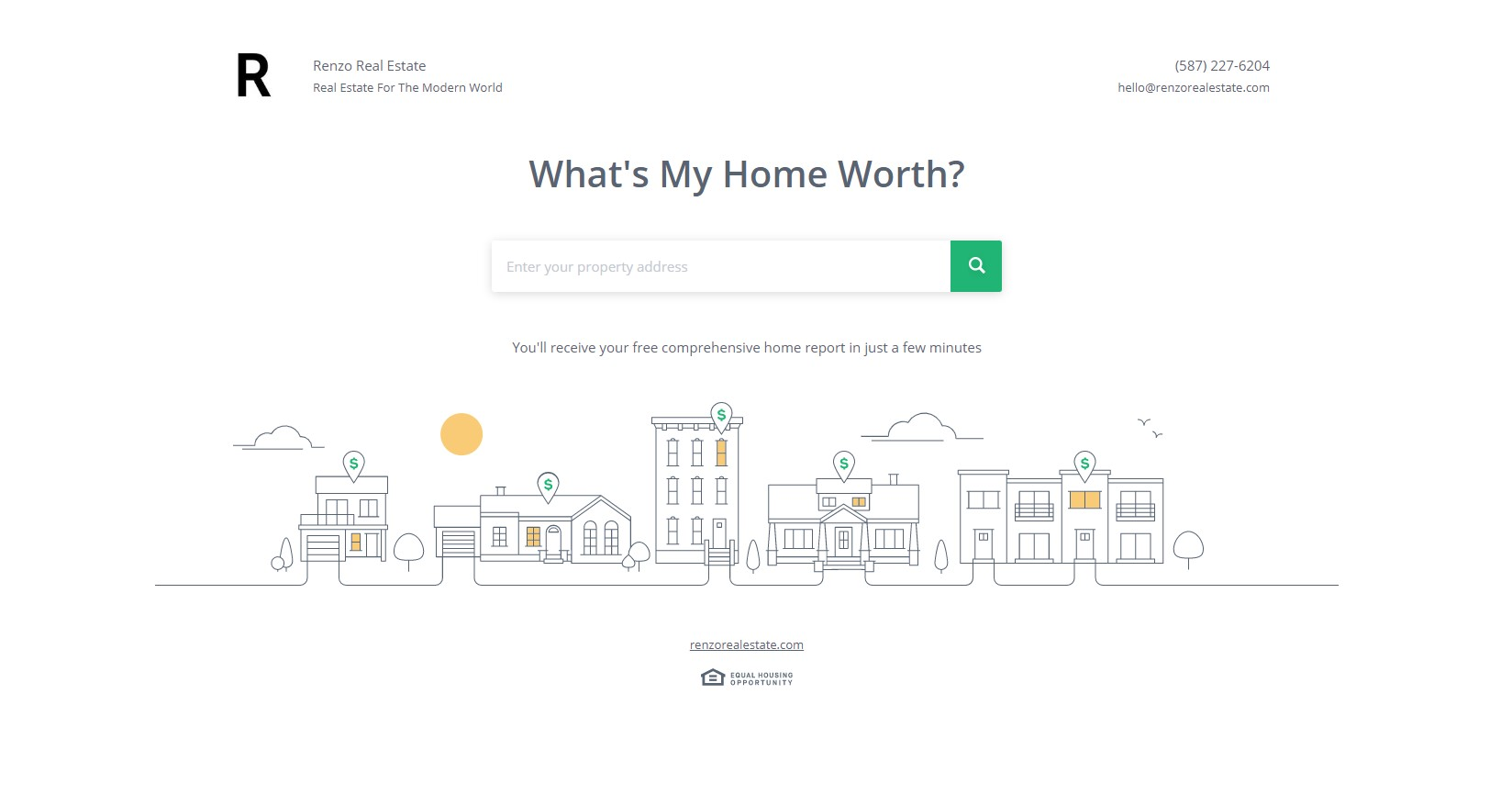 What's My Calgary Home Worth?