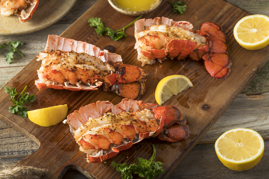 Get Incredible Fresh Seafood on Arrondale Real Estate at Fish Bites