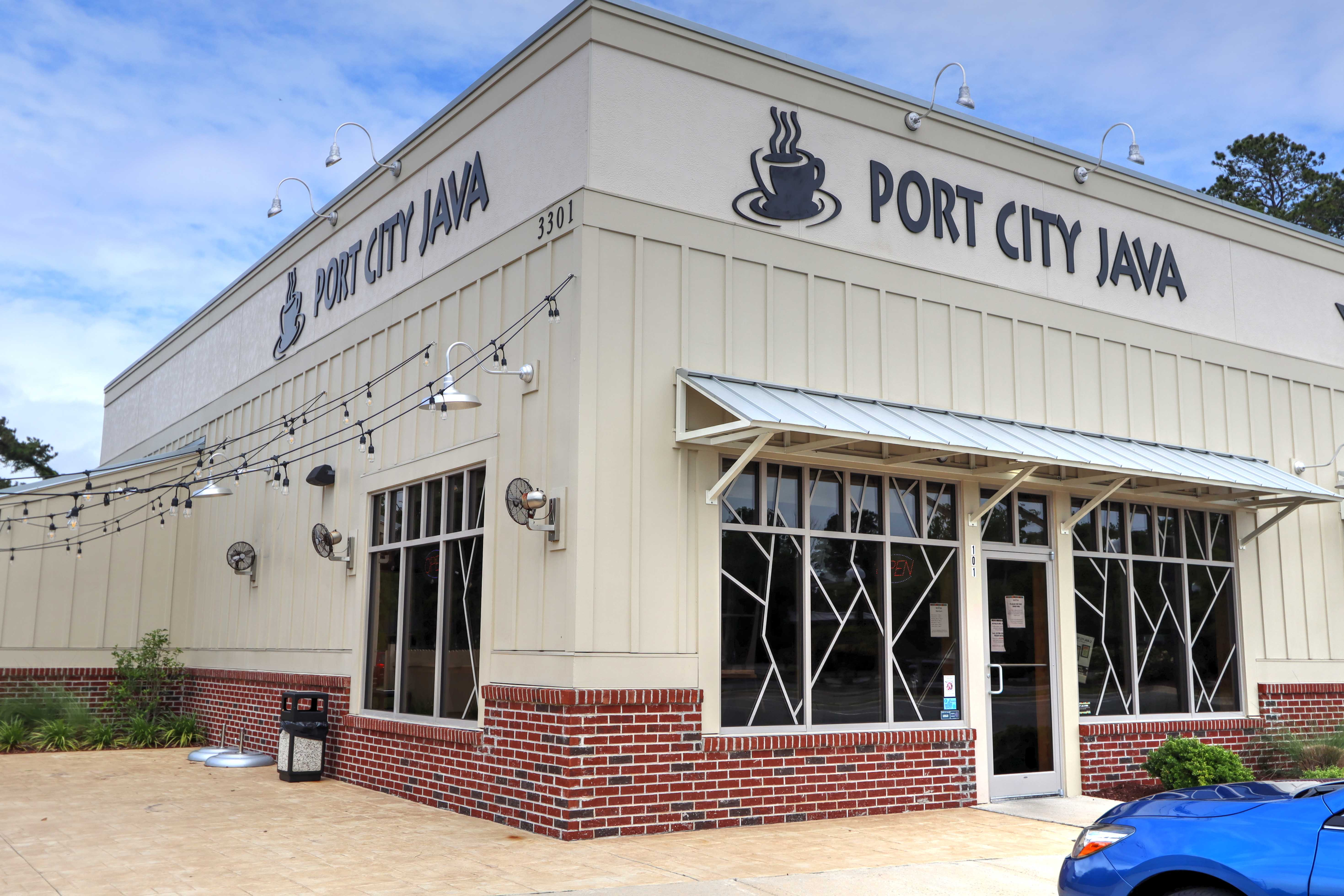 Port City Java Masonboro Loop