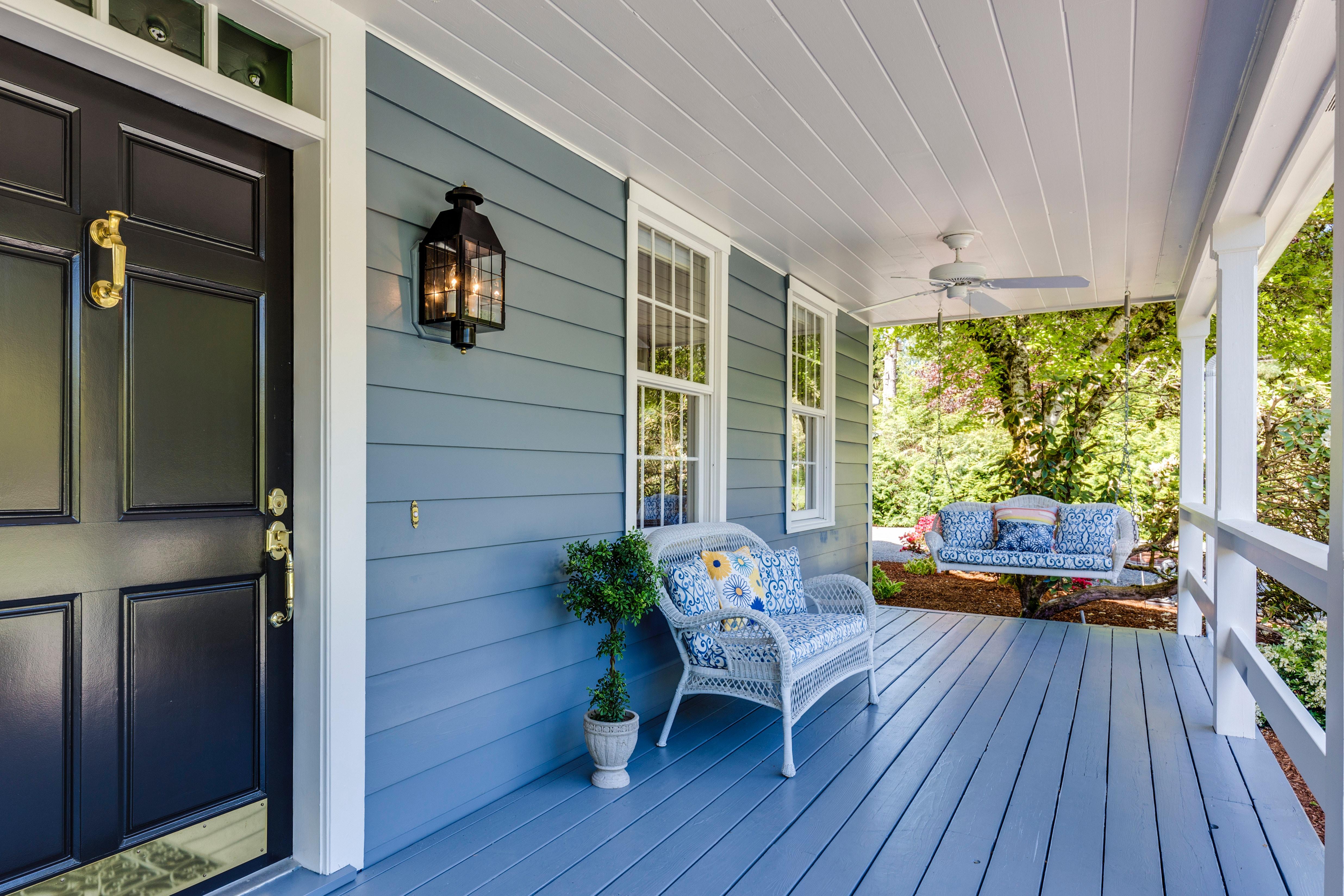 Wilmington Front Porch
