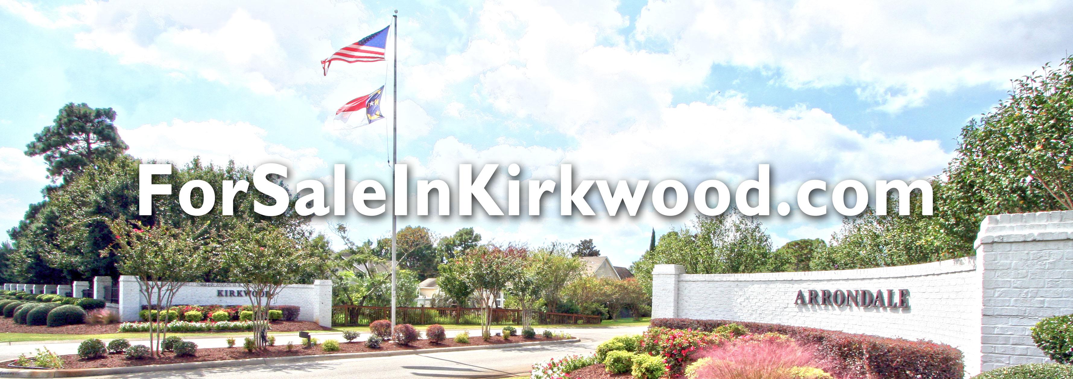 Kirkwood Homes For Sale