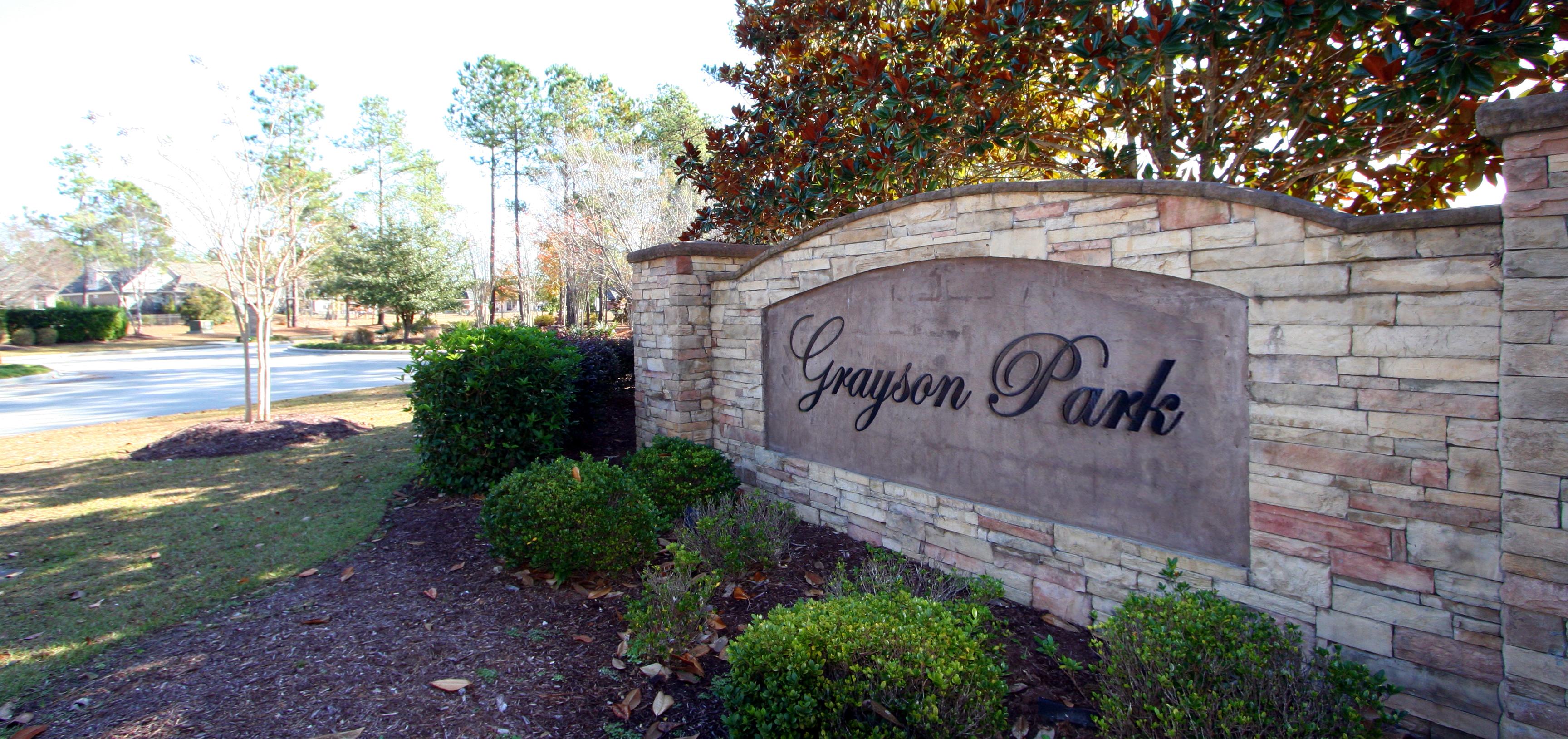 Grayson Park Sign