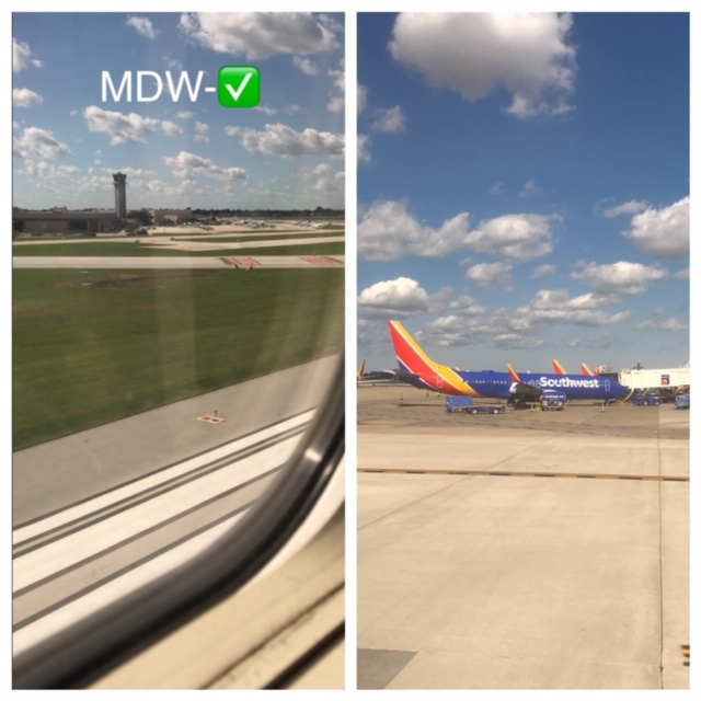 Midway Airport Chicago