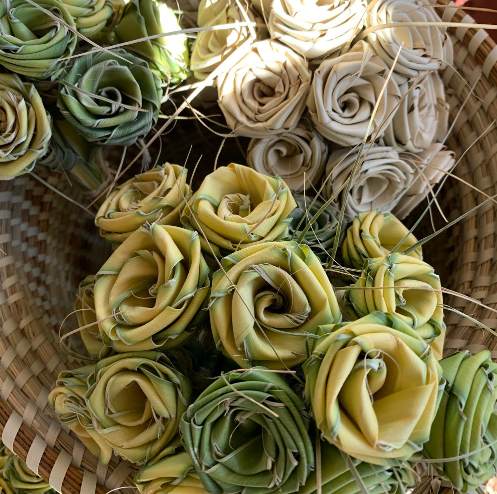 Sweetgrass Roses by Mazie Brown
