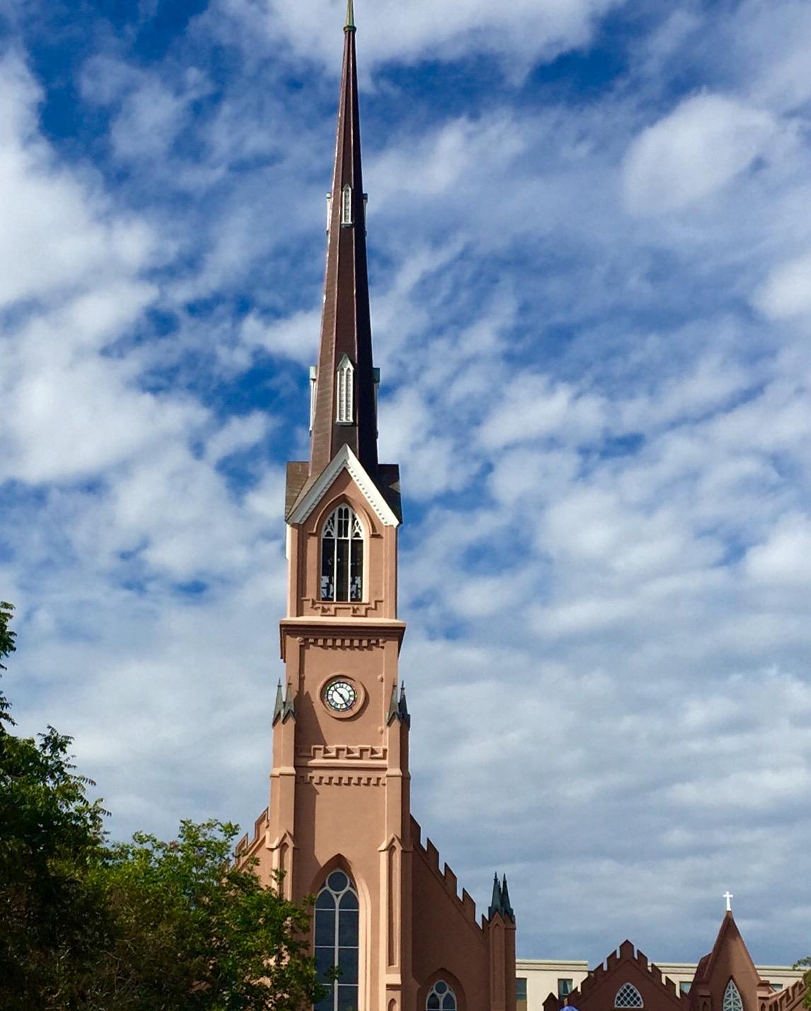 Charleston SC Church