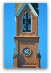Charleston SC Church Steeple
