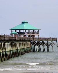 Folly Beach SC Pier