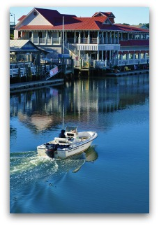 Mount Pleasant SC Shem Creek