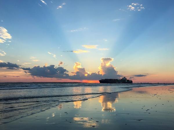 Isle of Palms SC Sunrise