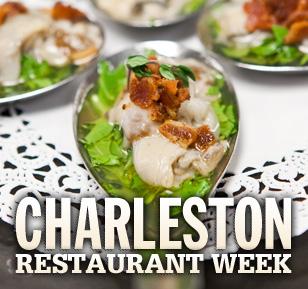 Charleston Restaurant Week 2015