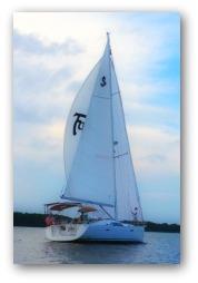 Charleston SC Sailing