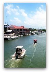 Shem Creek Paddleboarding, Shem Creek Boating, Charleston SC