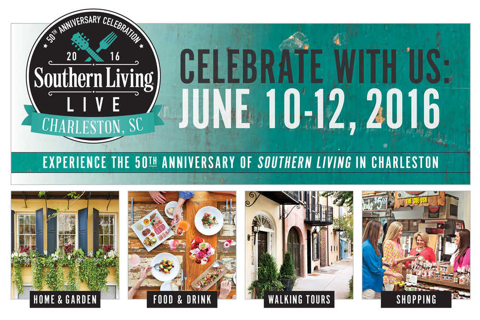 Southern Living Live Charleston SC