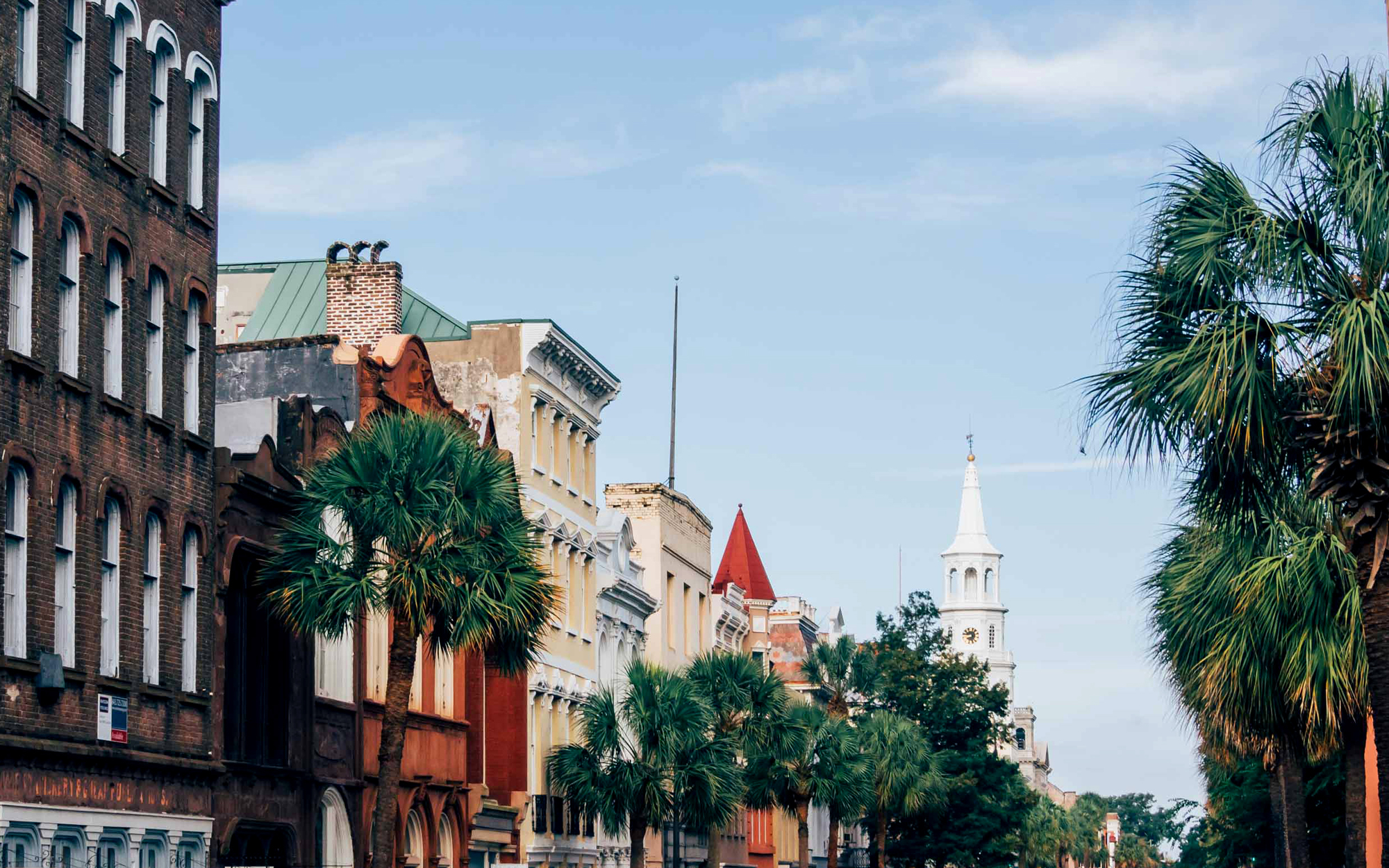 Charleston, SC #1 City in the World